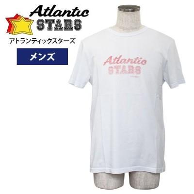 アトランティックスターズ メンズ半袖Tシャツ Atlantic STARS AMS1848 VAR 2