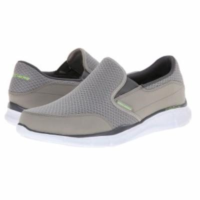 スケッチャーズ SKECHERS メンズ スニーカー シューズ・靴 Equalizer Persistent Gray