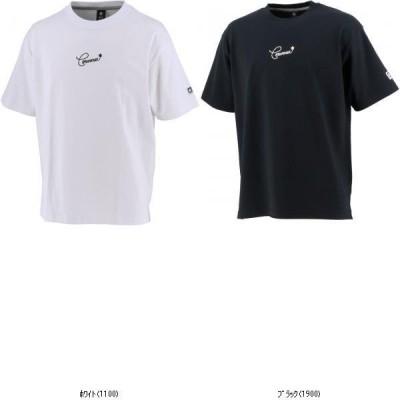 コンバース CONVERSE 1SクールネックTシャツ CA211383 マルチSPTシャツM