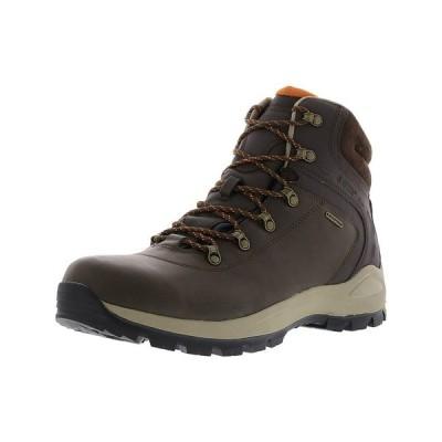 キッズ 海外セレクション Hi-Tec Men's Altitude Alpyna Mid I Waterproof High-Top Leather Hiking Boot