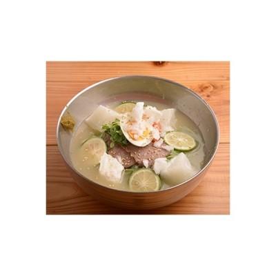 別府市 ふるさと納税 かぼす冷麺8食セット