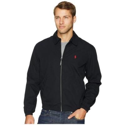 ラルフ ローレン Polo Ralph Lauren メンズ ジャケット ウィンドブレーカー アウター Bayport Windbreaker Polo Black