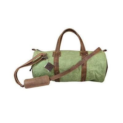 Waterproof Waxed Canvas Luggage Duffle Bag Handmade by Hide & Drink