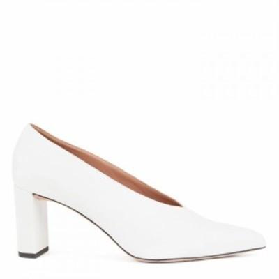 ヒューゴ ボス Boss レディース シューズ・靴 Jane Pump 65-C White