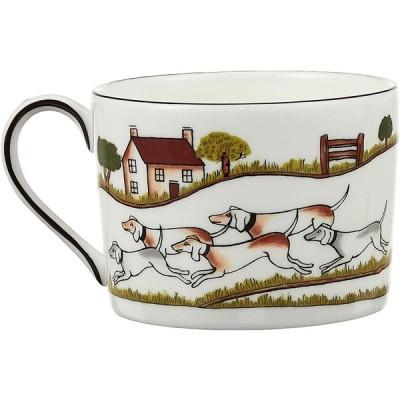 Wedgwood (ウェッジウッド) ハンティング・シーン ティーカップ&ソーサー インペリアル 並行輸入品