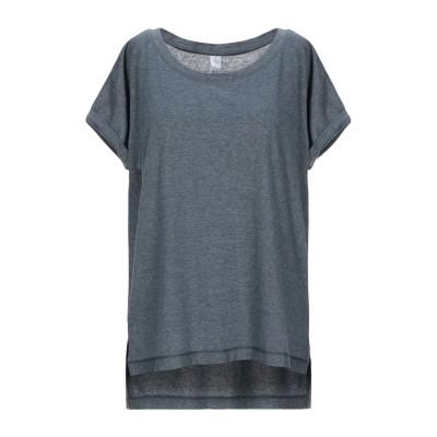 ALTERNATIVE® T シャツ ブルーグレー M/L コットン 50% / リサイクルポリエステル 50% T シャツ