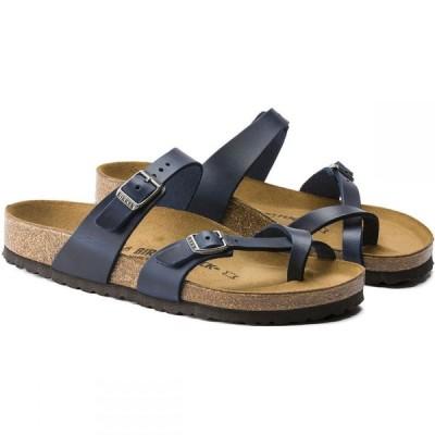 ビルケンシュトック Birkenstock レディース サンダル・ミュール シューズ・靴 Mayari Sandals Blue
