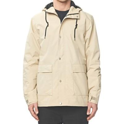グローブ Globe メンズ ジャケット アウター Goodstock Utility Jacket Sand