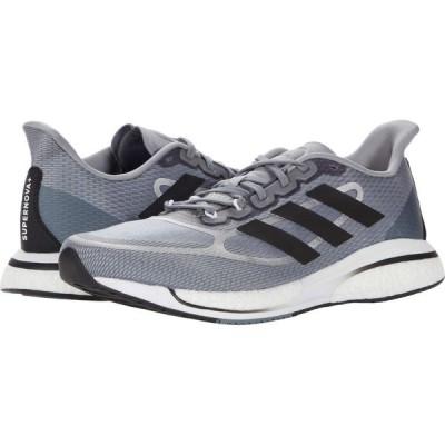 アディダス adidas Running メンズ ランニング・ウォーキング シューズ・靴 Supernova + Grey/Black/Blue Oxide