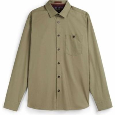 テッドベーカー Ted Baker メンズ シャツ トップス Esskin Ls Workwear Plain Shirt NATURAL