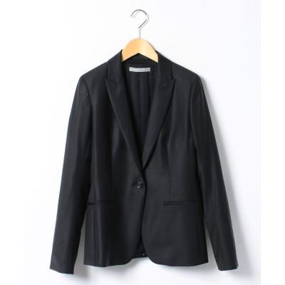 【セオリーリュクス】 テーラードジャケット EXECUTIVE/BERGMAN2 レディース ブラック 36 theory luxe