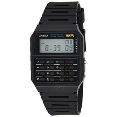 『送料無料!』[カシオスタンダード] 腕時計 CA-53W-1Z 逆輸入品 ブラック