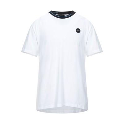 ヌメロ ヴェントゥーノ N°21 T シャツ ホワイト XXS コットン 100% T シャツ