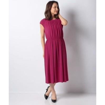 MISS J / ミス ジェイ ペオススムース ドレス