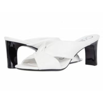 Calvin Klein カルバンクライン レディース 女性用 シューズ 靴 ヒール Omarion White【送料無料】