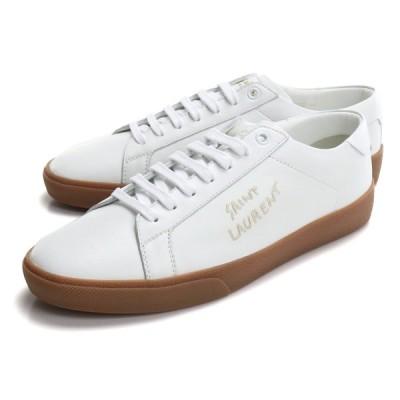 サンローラン SAINT LAURENT メンズ スニーカー ローカット 610685 00N00 9030 ホワイト系 bos-14 shoes-01 メンズ