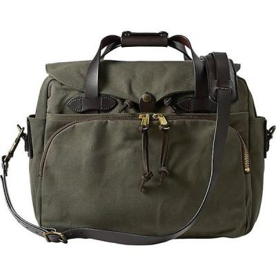 フィルソン ボストンバッグ レディース バッグ Filson Padded Computer Bag Otter Green
