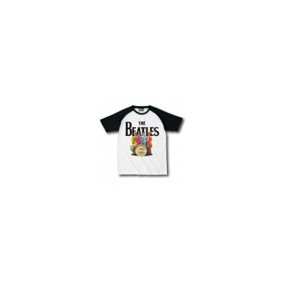 Sgt. Pepper's Lonely Hearts Club Band 50th Raglan A White L  〔OTHER〕