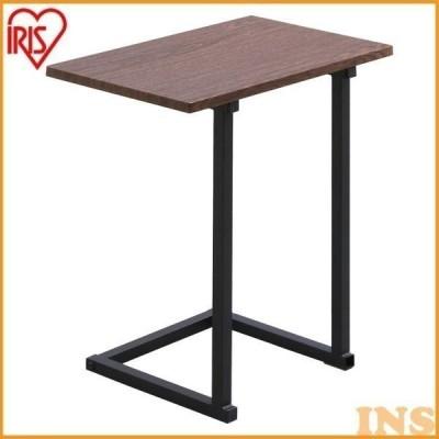 サイドテーブル 北欧 おしゃれ ベッドサイドテーブル 木製 テーブル ベッド 安い アイリスオーヤマ SDT-45