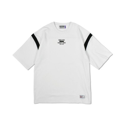 Tシャツ 半袖 メンズ ストリート ダブルスティール DOUBLE STEAL 2020 SPRING / ARM FOOTBALL Tee