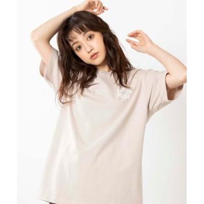 LOVESPIZZAプリントTシャツ
