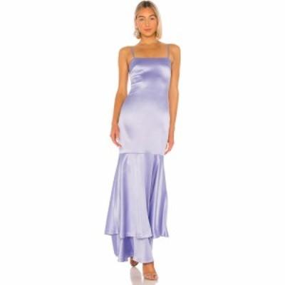 ライクリー LIKELY レディース パーティードレス ワンピース・ドレス Aurora Gown Periwinkle