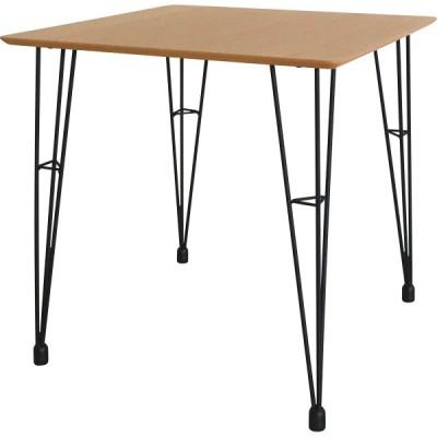 ダイニングテーブル (Nクーボ70 LBR) ニトリ 『玄関先迄納品』 『5年保証』