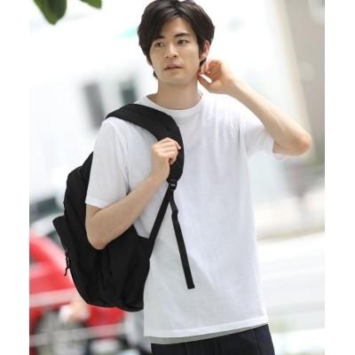 THE SHOP TK(Men)(ザ ショップ ティーケー(メンズ)) 【タンクトップセット】綿ニットTシャツ