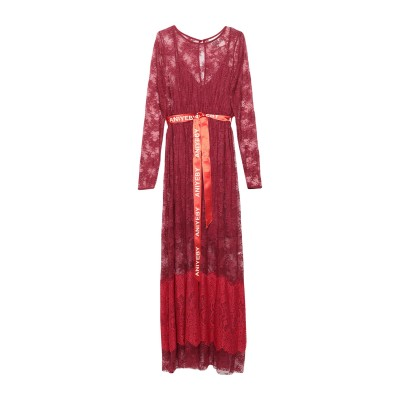 アニヤバイ ANIYE BY ロングワンピース&ドレス ボルドー S ナイロン 91% / ポリウレタン 9% ロングワンピース&ドレス