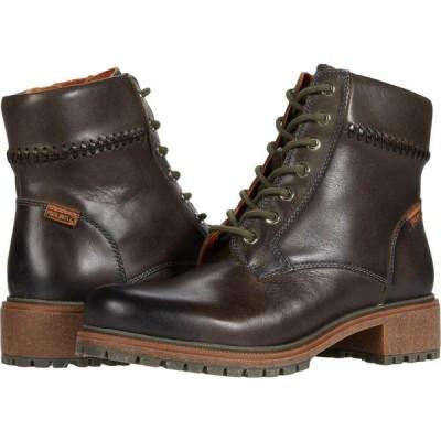 ピコリノス Pikolinos レディース ブーツ シューズ・靴 Aspe W9Z-8699 Seamoss