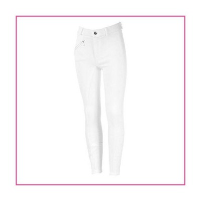 HORZE Kids Active Silicone FS Breech XL White並行輸入品