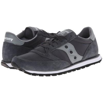 サッカニー Saucony Originals メンズ スニーカー シューズ・靴 Jazz Low Pro Charcoal/Grey
