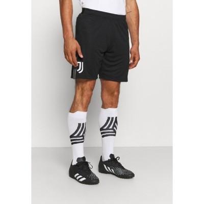 アディダス カジュアルパンツ メンズ ボトムス JUVENTUS TURIN - Sports shorts - black