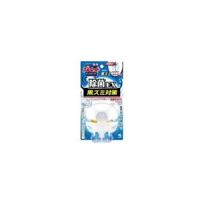 KOBAYASHI/小林製薬  液体ブルーレットおくだけ除菌EX トイレタンク 芳香洗浄剤 本体 スーパーアクアソープの香り 70ml