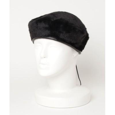 novless / エコファーベレー帽 WOMEN 帽子 > ハンチング/ベレー帽