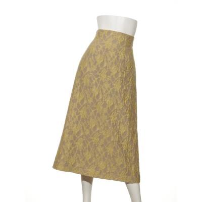 [GREED]SPLASH JACQUARD スカート