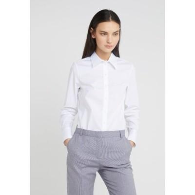 タイガー オブ スウェーデン シャツ レディース トップス AME - Button-down blouse - bright white