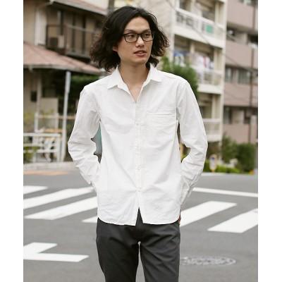 quadro / sot / 高密度ダンプボタンダウンシャツ MEN トップス > シャツ/ブラウス