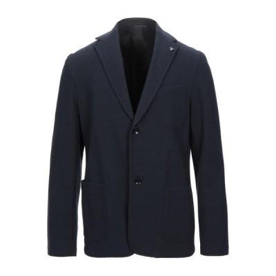 JEORDIE'S テーラードジャケット  メンズファッション  ジャケット  テーラード、ブレザー ダークブルー