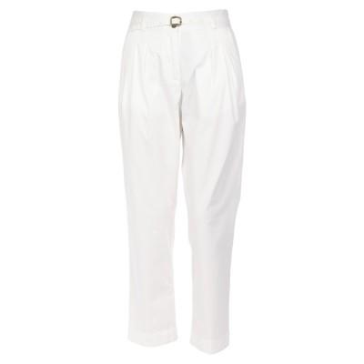 ウールリッチ WOOLRICH パンツ ホワイト 26 コットン 98% / ポリウレタン 2% パンツ