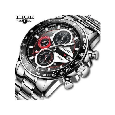 腕時計 メンズ 40代 20代 30代 おしゃれ 安い クリエイティブ ビジネスクロノグラフ クォーツ ステンレス スチール 防水