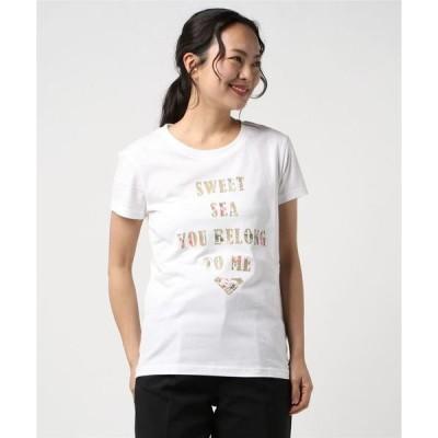 tシャツ Tシャツ SWEET SEA YOU  BELON/ロキシー Tシャツ 半袖