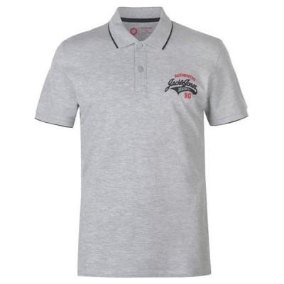 ジャック&ジョーンズ シャツ メンズ トップス Core Heritage Polo Shirt Mens