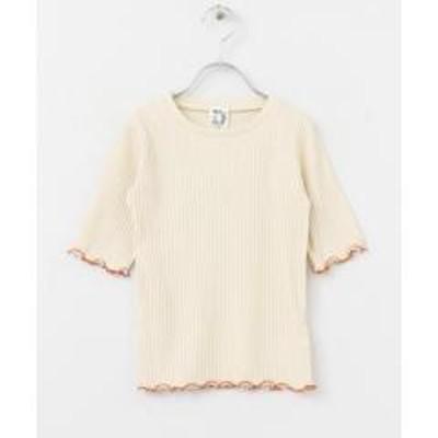 アーバンリサーチドアーズトタンテレコ6分袖Tシャツ(KIDS)【お取り寄せ商品】