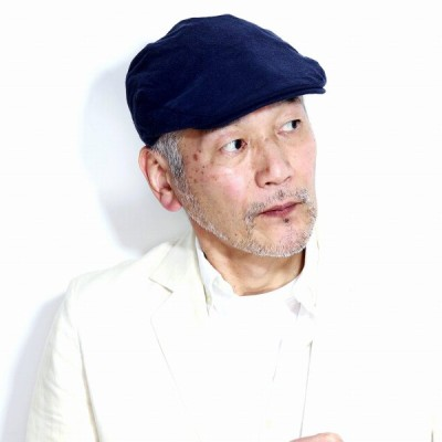 春 夏 リネン ハンチング CHRISTYS' LONDON クリスティーズ 帽子 Ivy cap 海外ブランド メンズ トラディショナル 紺 ネイビー 父の日