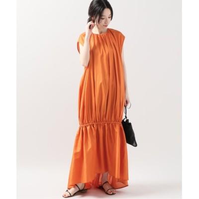 【イエナ アウトレット】 TOTEME SHEARING DRESS レディース オレンジ フリー IENA OUTLET