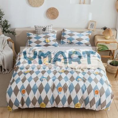 布団カバー セット シングル 寝具カバー 寝具セット 枕カバー 掛け布団カバー 3点セット 洋式和式兼用 ベッド用 防臭 防ダニ 抗菌 洗える 速乾 かわいい