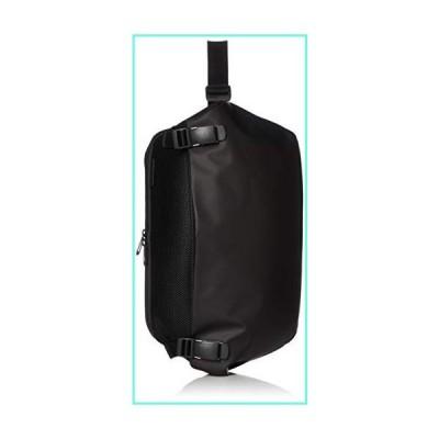 Cote & Ciel Men's Riss Obsidian Messenger Bag, Obsidian, One Size並行輸入品
