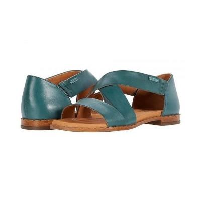 Pikolinos レディース 女性用 シューズ 靴 サンダル Algar W0X-0552 - Emerald