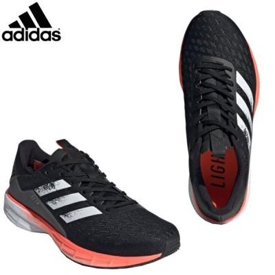 アディダス adidas メンズ ランニングシューズ ワイド  ジョギング 男性 幅広 マラソン スポーツ 運動 軽量 通勤 EH3142